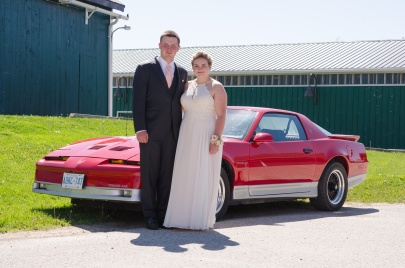 Wellington County Museum Prom Session