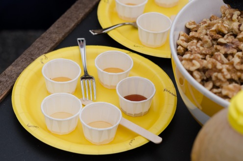 Nith Valley Apiaries Honey Tasting Picnic