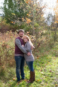 Stratford, ON Fall Engagement Session - Kristi Rex Photography