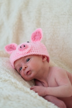 Bayett Newborn Photos - Kristi Rex Photography