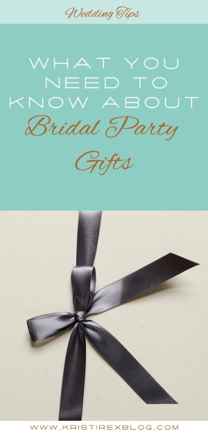 What You Need to Know About Bridal Party Gifts - Kristi Rex Photography