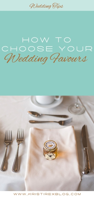 How To Choose Your Wedding Favours - Kristi Rex Photography